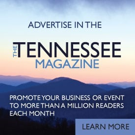 Advertise with The Tennessee Magazine