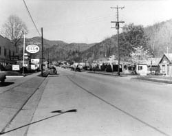 Before it was known as Gatlinburg, the Smoky Mountains town was called White Oak Flatts. A cemetery still bears that name.