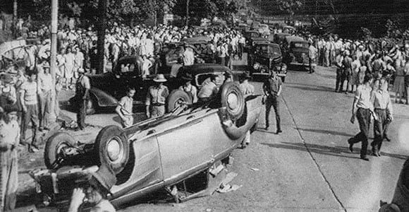 Two Tennessee Riots Made News After World War Ii The