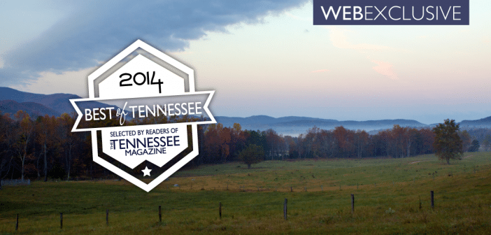 2014 Best of Tennessee – Runners Up