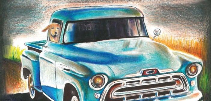 Artist's Palette – January Winners