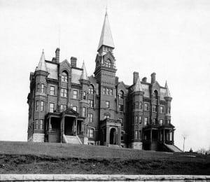 Grant University (Chattanooga Public Library photo)