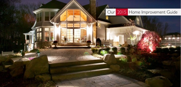 Quality deck lighting extends your outdoor living space