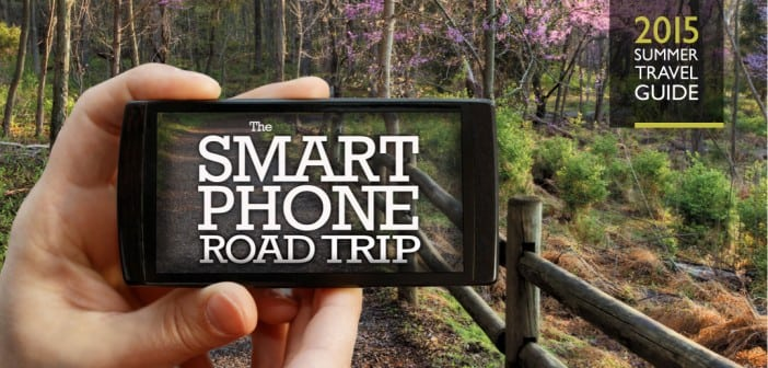 The smart phone road trip