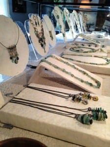 Jewelry by Ramsey Hall Design will be featured on the Art Studio Tour in Middle Tennessee.
