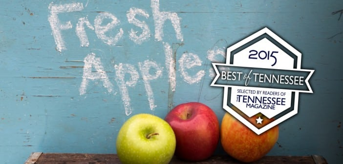 2015 Best of Tennessee Runners-up