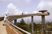 Renovations on the Clingmans Dome observation tower will begin next year