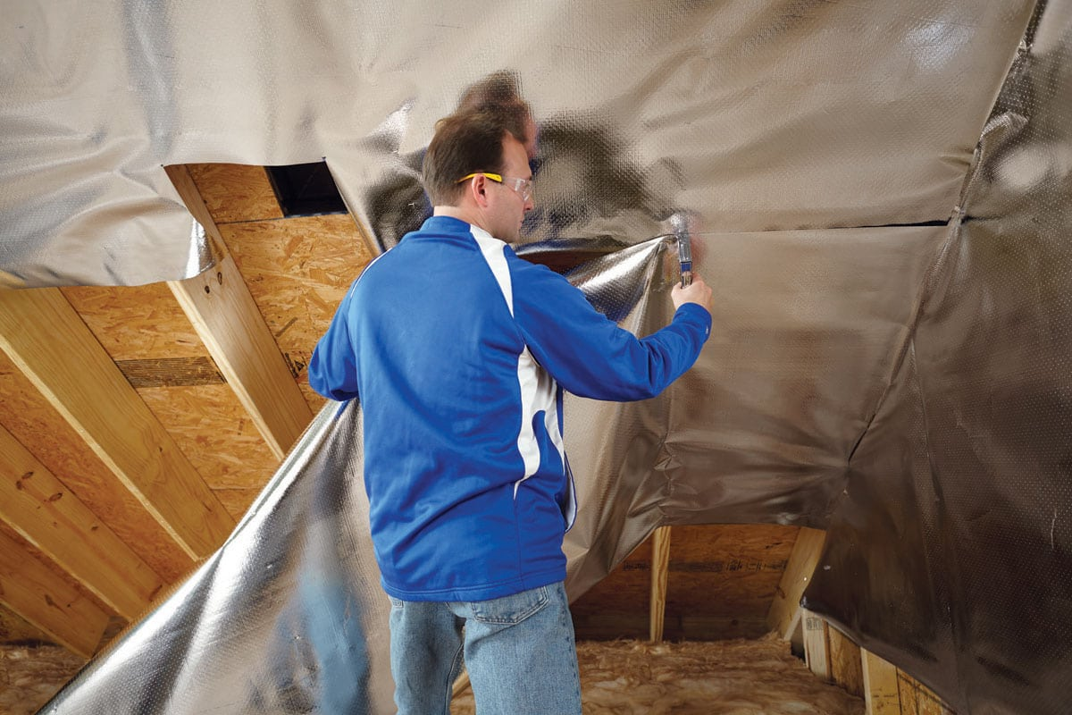 Do Radiant Barriers Really Make A Difference The