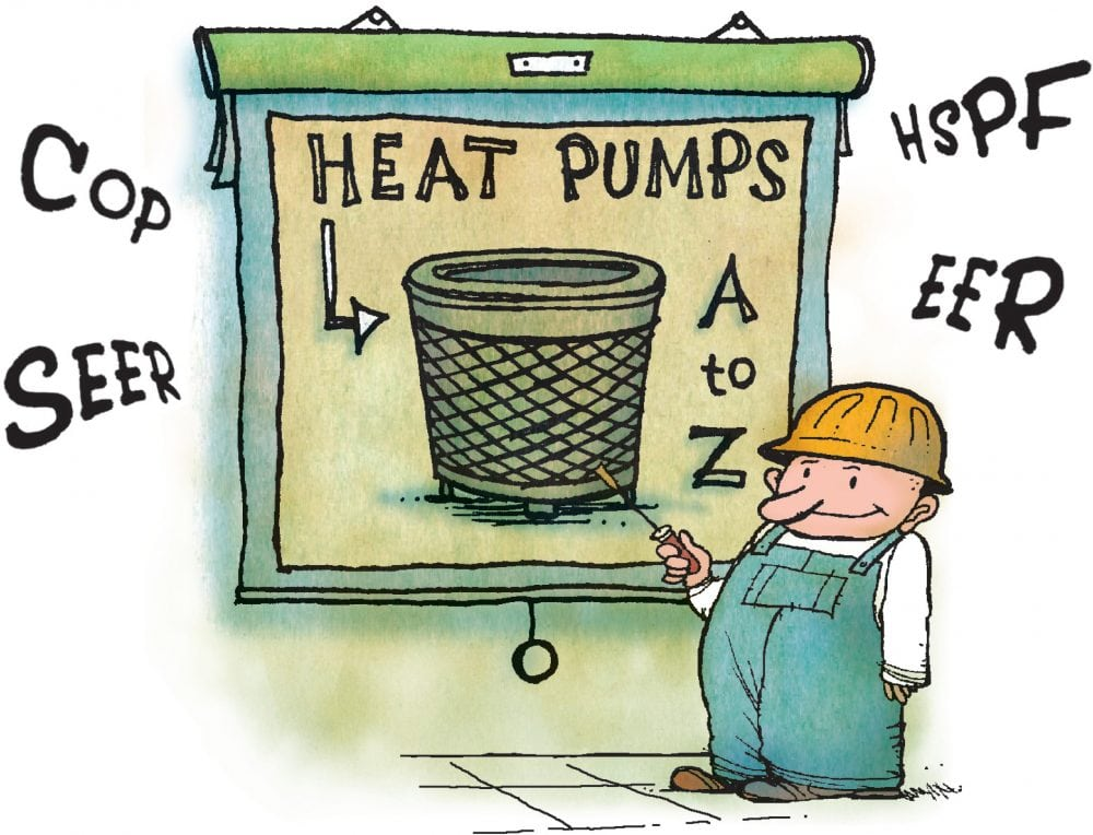 heat pumps: our shopper's guide makes it easy