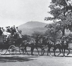 Ridesharing … 1800s Style