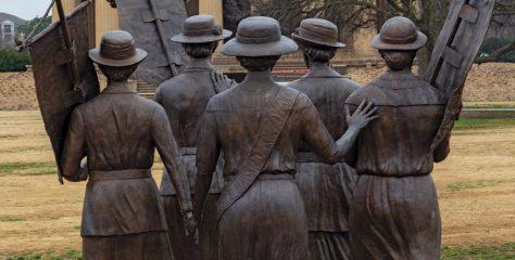 Two Women, Two Movements, One Amendment